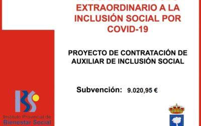 PROGRAMA PROVINCIAL DE APOYO EXTRAORDINARIO A LA INCLUSIÓN SOCIAL COVID-19 (2021)